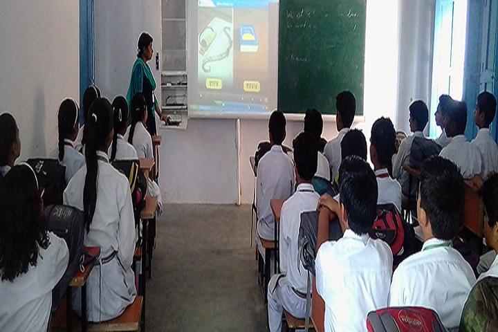 Adarsh Senior Secondary School-Smart Classes