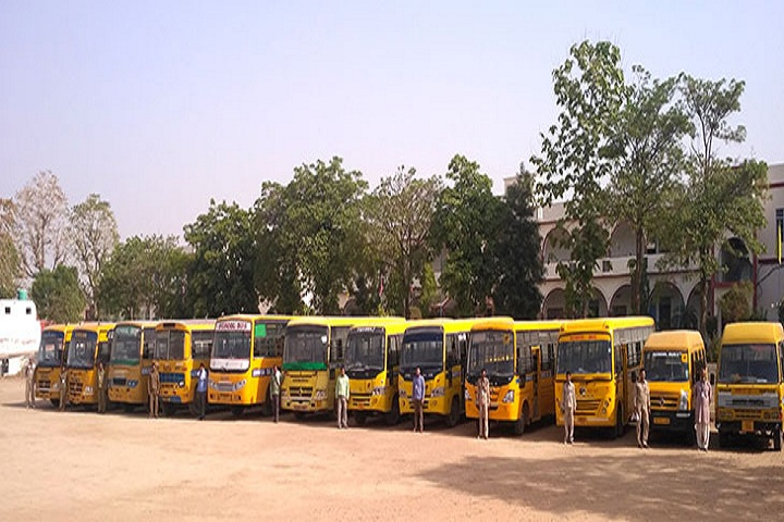 Adarsh Senior Secondary School-Transport