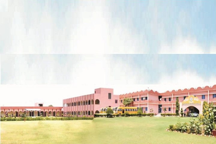 Adarsh Senior Secondary School Dadanpur-Campus-View