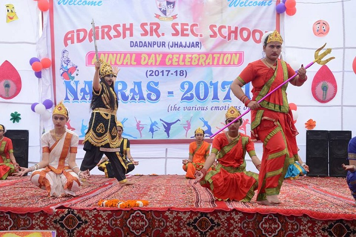 Adarsh Senior Secondary School Dadanpur-Events