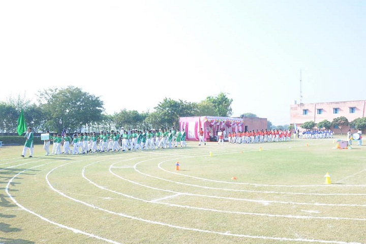 Adarsh Senior Secondary School Dadanpur-Play ground