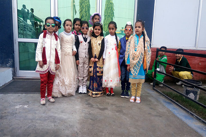 Adarsh Senior Secondary School-Kids