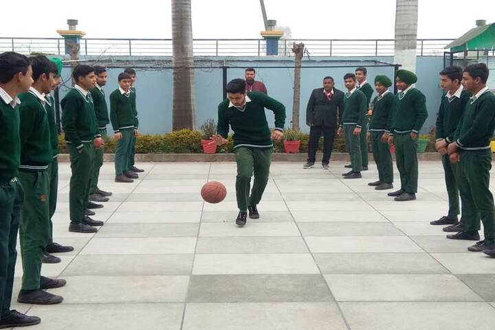 Adarsh Senior Secondary School-Sports