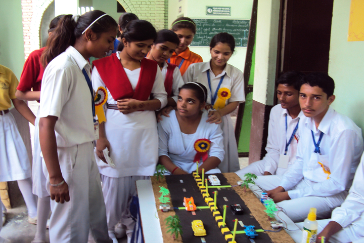 Adarsh Senior Secondary School-Exhibition