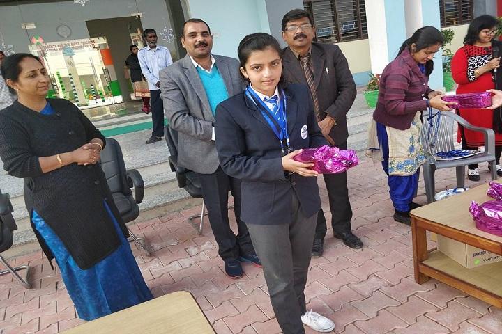 Adarsh Vidya Mandir-Presentation party