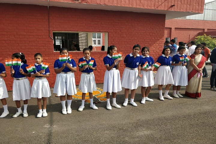 Adarsh Vidya Mandir-Students