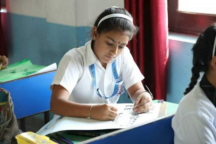 Adarsh Vidya Mandir-Classroom
