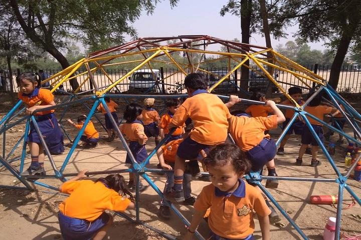 Adarsh Vidya Niketan Sr Sec School-Play area