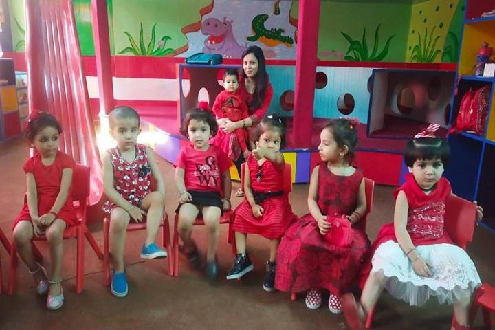 Adarsh Vidya Niketan Sr Sec School-Play school