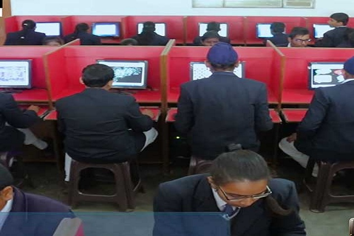 Adi Sankaracharya Convent Pulbic School-Computer Lab