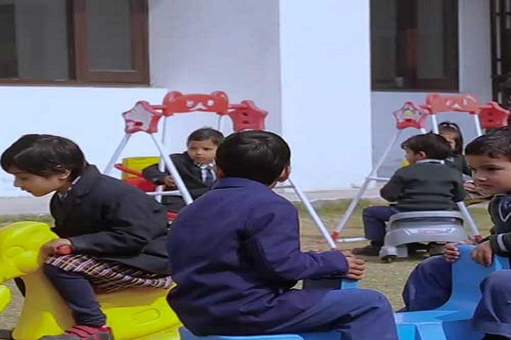 Adi Sankaracharya Convent Pulbic School-Fun Area
