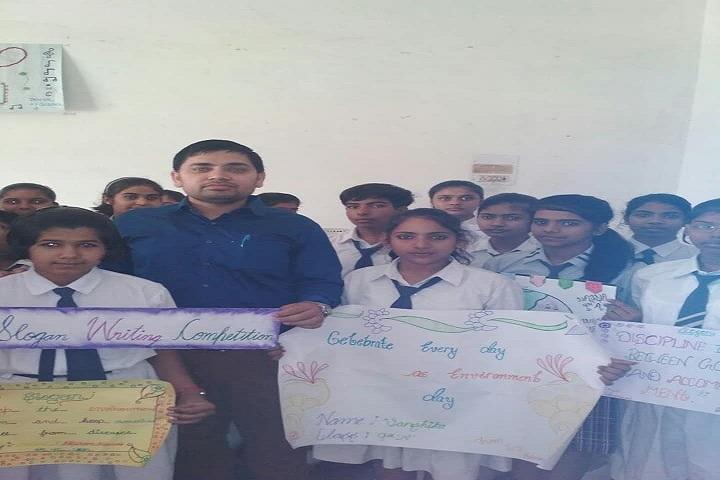 Adi Sankaracharya Convent Pulbic School-Competition