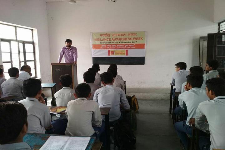Adi Sankaracharya Convent Pulbic School-Workshop