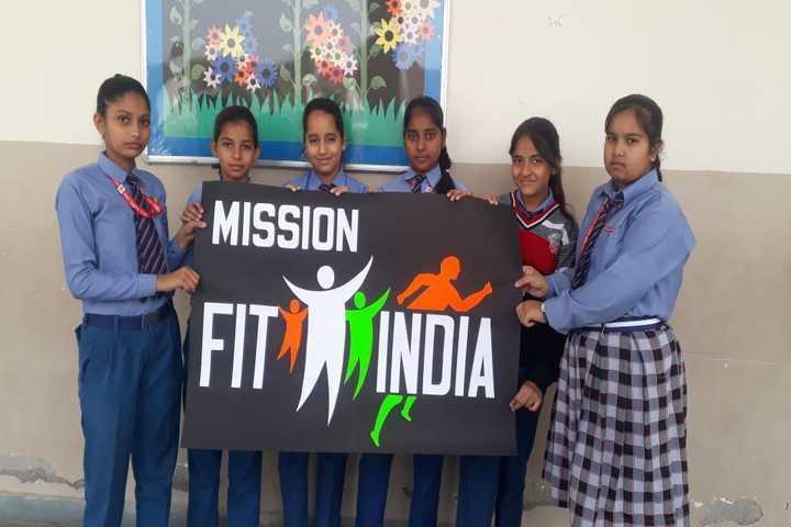 Aditya Army Public School-Students