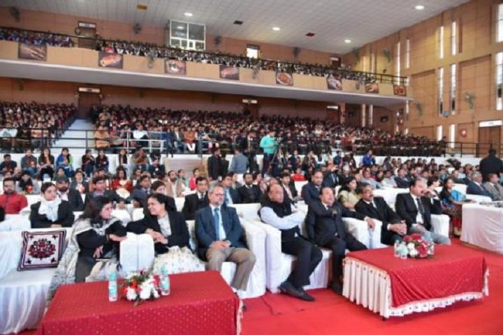 Aggarsain Public School-Auditorium