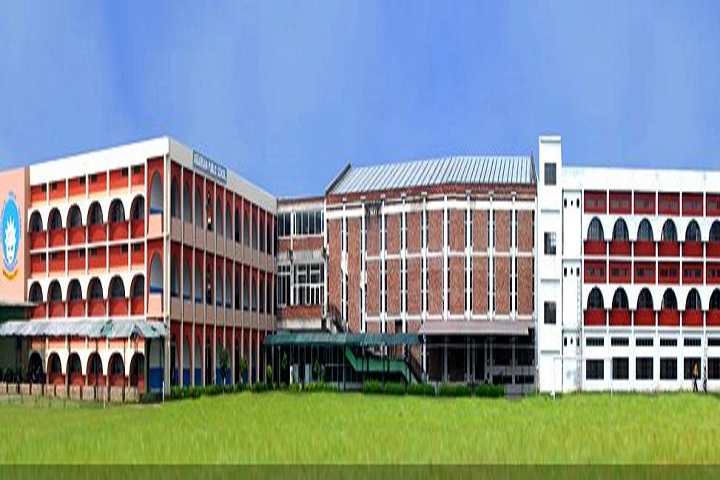 Aggarsain Public School-Campus View
