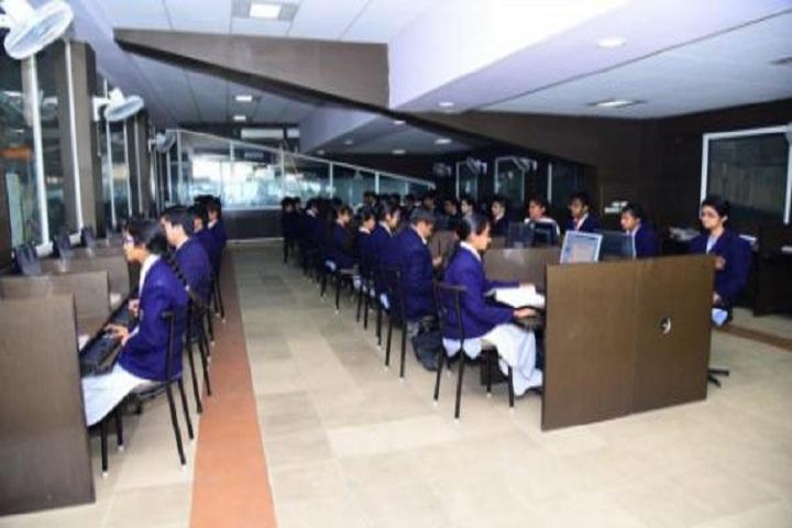 Aggarsain Public School-Computer Lab