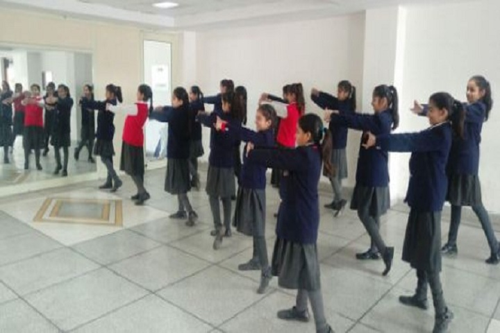 Aggarsain Public School-Dance Class