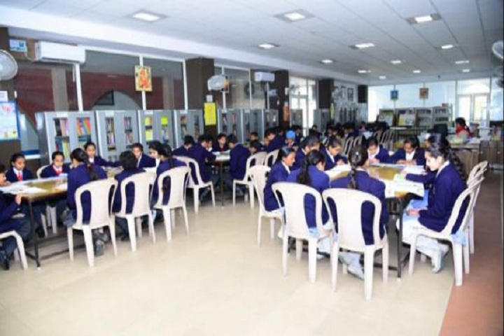Aggarsain Public School-Library