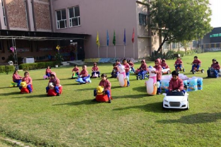 Aggarsain Public School-Play area