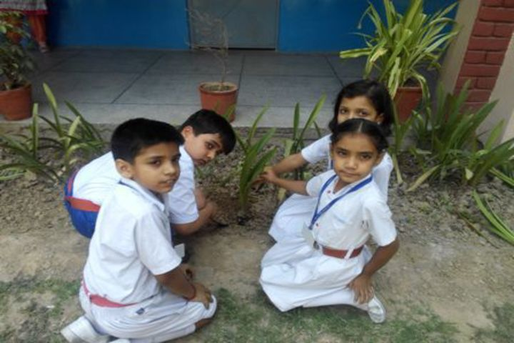 Aggarsain Public School-World Environment Day