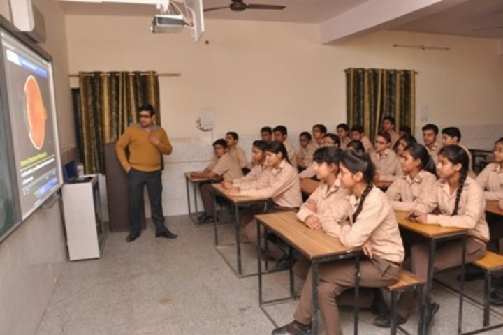 Aggarwal Public School-Classroom