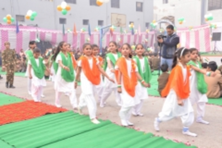 Aggarwal Public School-Republic Day