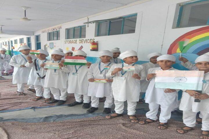 Akal Academy-Patriotic Day