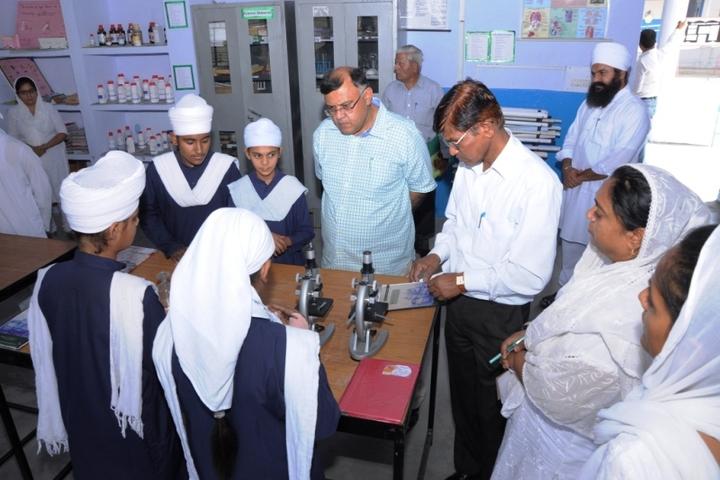 Akal Academy-Science Lab