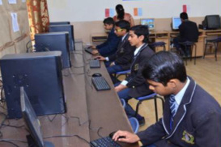 Akash Public School-Computer Lab