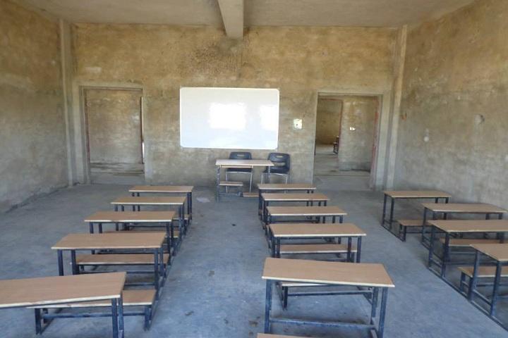 Al Hasan School-Classroom view