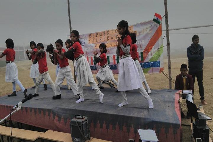Al Hasan School-Dance