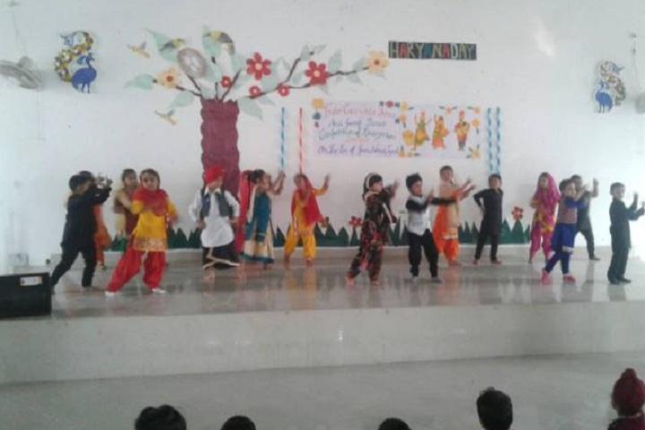 Alpine Public School-Events