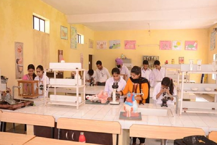 Alpine Public School-Biology Laboratory