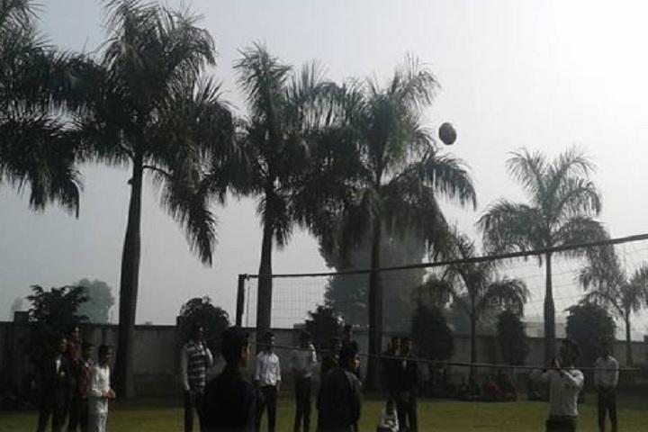 Alpine Public School-Sports basketball
