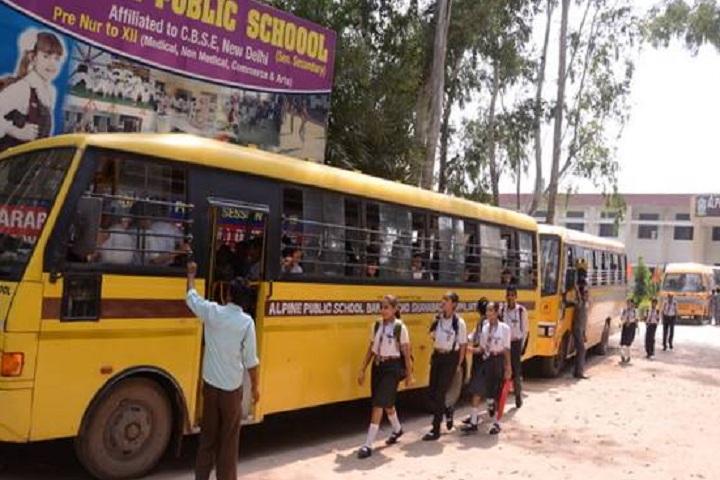 Alpine Public School-Transport