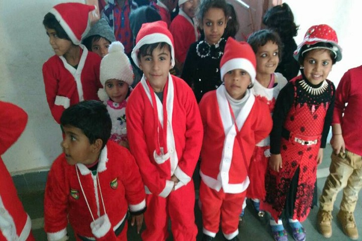 Alpine Valley Boarding School-Christmas Celebration