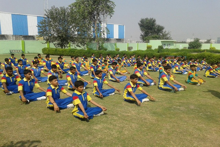 Amar Shiksha Sadan Senior Secondary School-Meditation