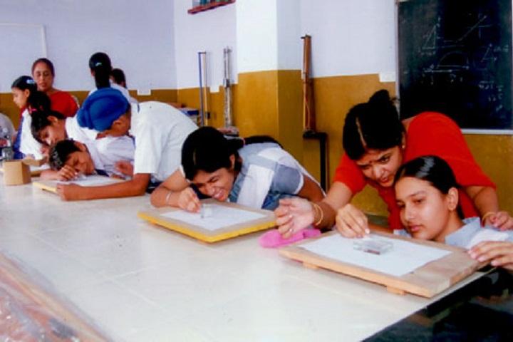 Ambala Public School-Physics Lab