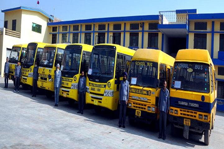 Ambala Public School-Transport