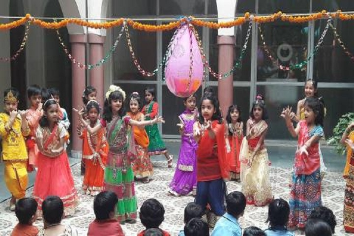 American Montessori Public School-Janmastami Celebration