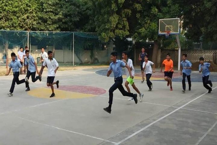 American Montessori Public School-Sports