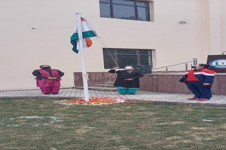 American Montessori Public School-Republic Day