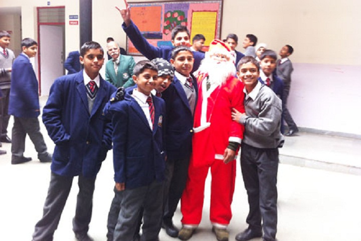 Amity Indian Military College-Christmas Celebrations