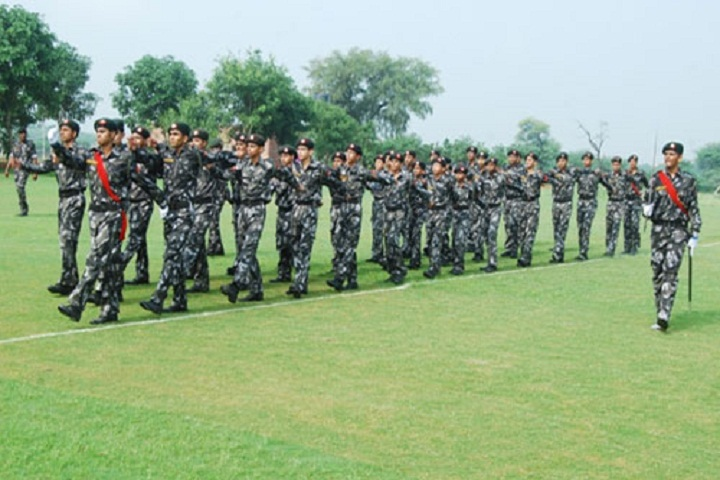 Amity Indian Military College-School Activity