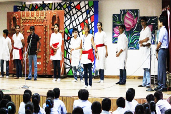 Amity International School-Activity