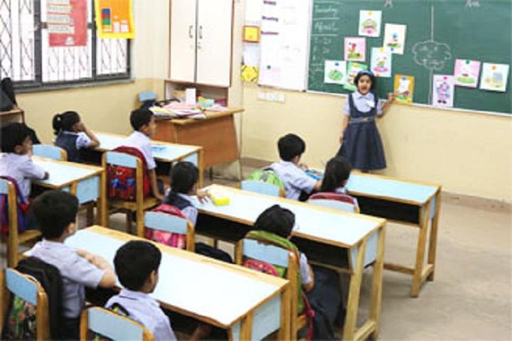 Amity International School-Classroom