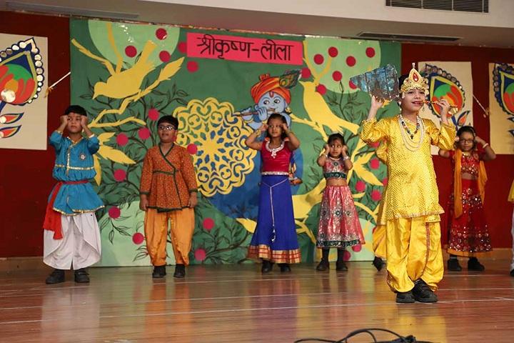 Amity International School-Janmastami Celebration