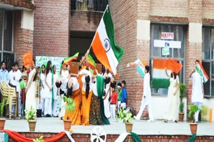 Amity International School-Republicday celebration