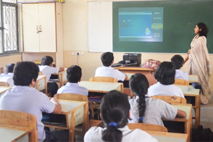 Amity International School-Digital Classroom